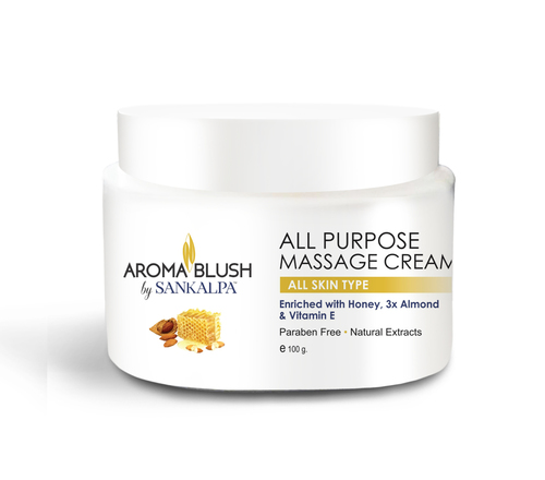 All Purpose Face Massage Cream