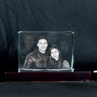 3D Crystal Personalized Gift (3D-1151)