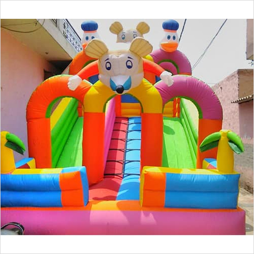 Mickey Mouse Bouncy 3 Way