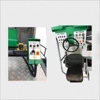Asphalt Sensor Paver Finisher