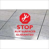 Guard Slip Resistant