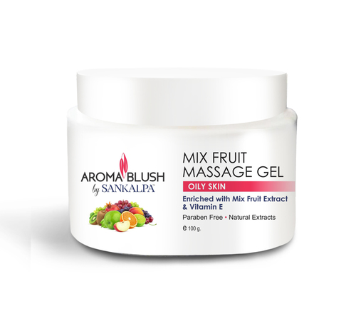 Mix Fruit Face Massage Gel