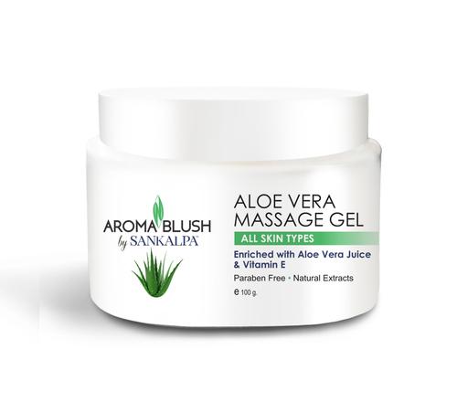 Aloe Vera Face Massage Gel