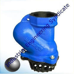 Normax B-04 Ball foot valve (Threaded)