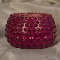 PINK SMALL T LIGHT CANDLE HOLDER