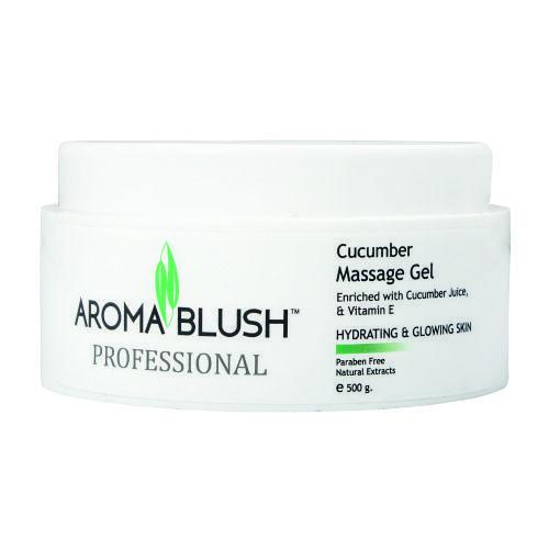 Cucumber Face Massage Gel