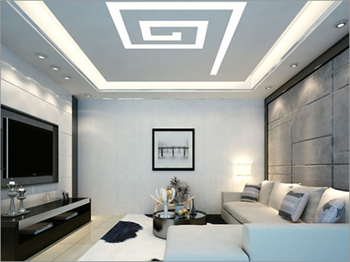 PVC False Ceiling  Wall Painting