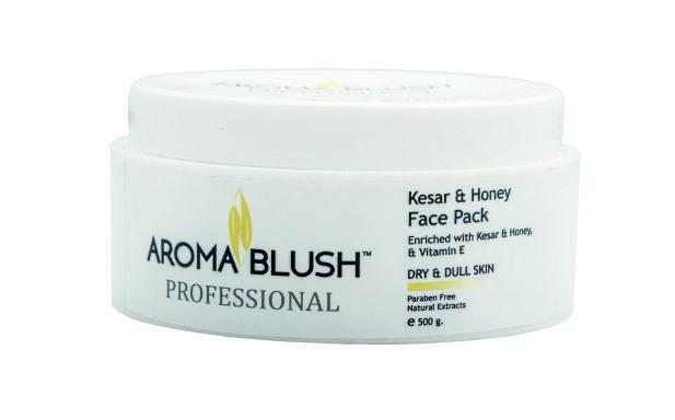 Kesar & Honey Face Pack