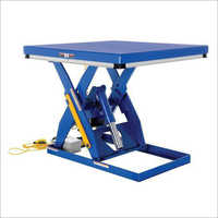 Hydraulic Scissor Lift Table machine