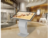 Floor Stand LCD Display