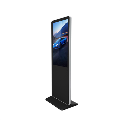 Floor Standing Digital Display