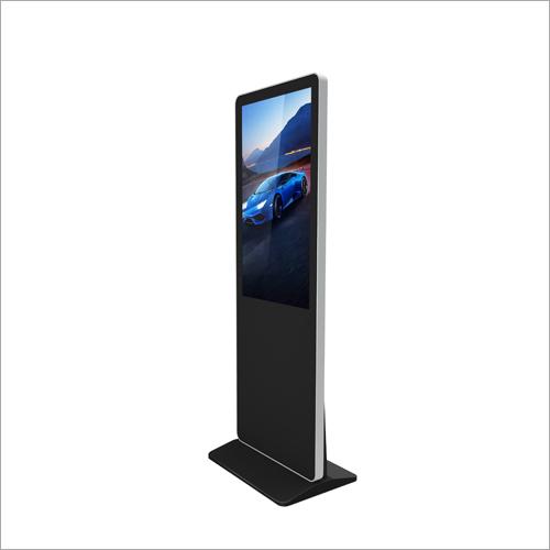Floor Standing Digital Display