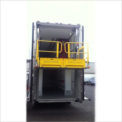 truck Mounted Lift