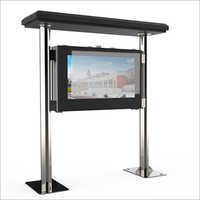 Floor Standing Outdoor LCD Display Board