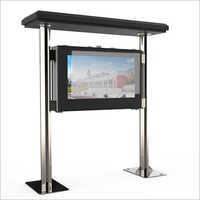 Floor Standing Outdoor Led Display Board