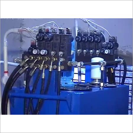 Hydraulic Machine Maintenance Service