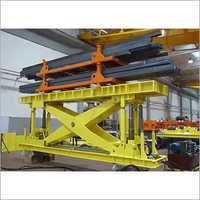 Heavy Duty Scissor Lift machine
