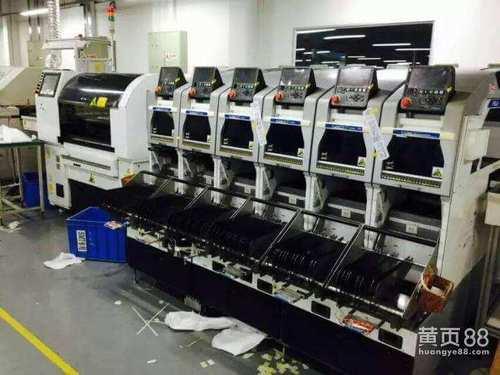 FUJI NXT high speed Modular surface mounter Pick and Place Machine