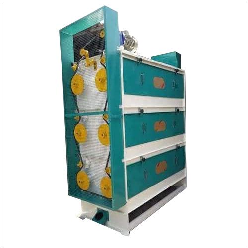 Rice Paddy Cleaner Machine