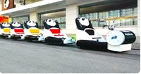 Panda Train 5 Boggi