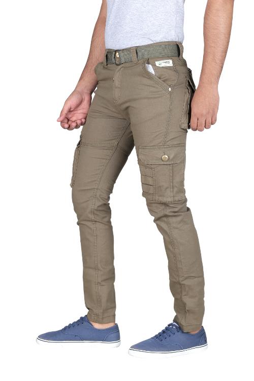 Plain Cargo Pant