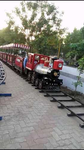 Eight Wheel Boggy Track Train