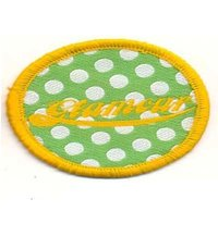 Designer Embroidery Labels