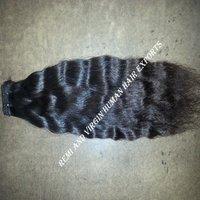 Grade 9a Virgin Weave Bundle Cheap 100% Virgin  100% Brazilian Human Hair