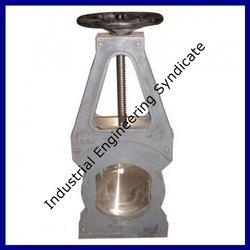 Cast Iron pulp valve