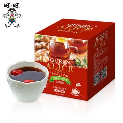 Want-Want Brown Sugar and Ginger Tea