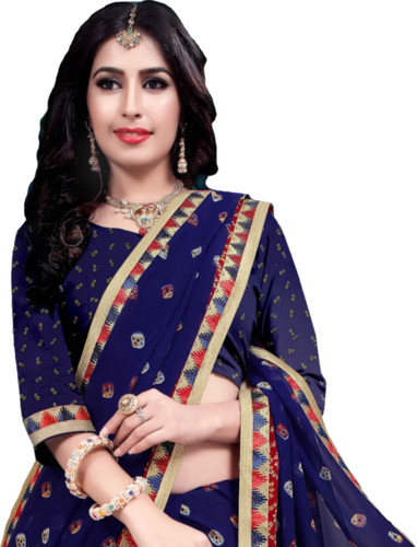 Ladies Designer Sarees