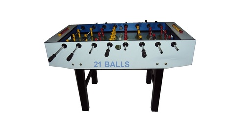 Soccer Table White 2x4