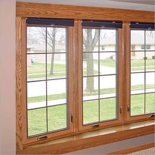 Plain Glass Window