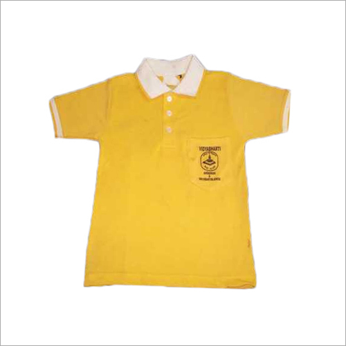 Half Sleeve School TShirt