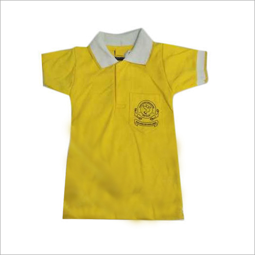 School Yellow TShirt