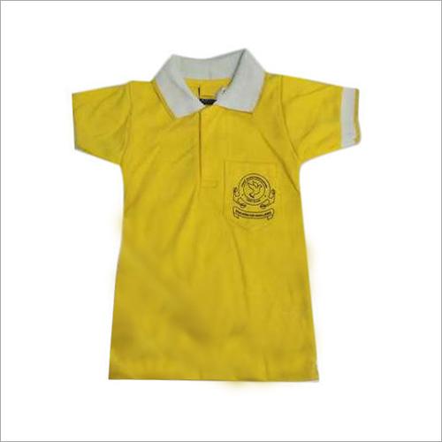 School Yellow TShirt