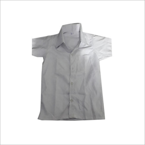 School Uniform White Shirt