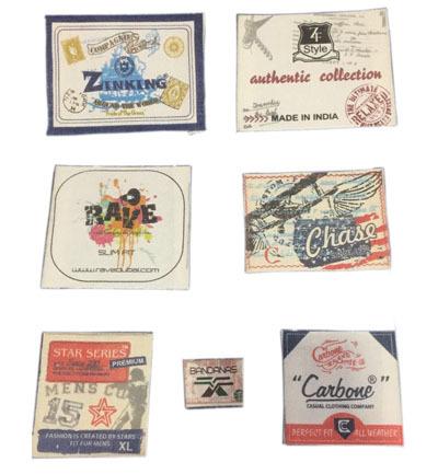 3D Printed Labels