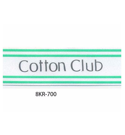 Designer Cotton Printed Labels