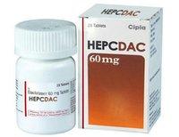 HEPCDAC 60MG TABLETS