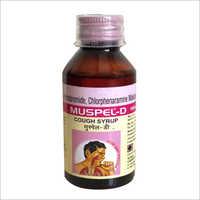 Dextromethorphan HBR Chlorpheniramine Maleate  Syrup