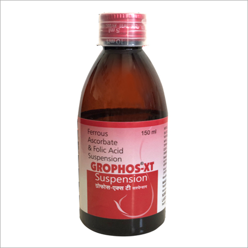 150ml Ferrous Ascorbate & Folic Acid Suspension