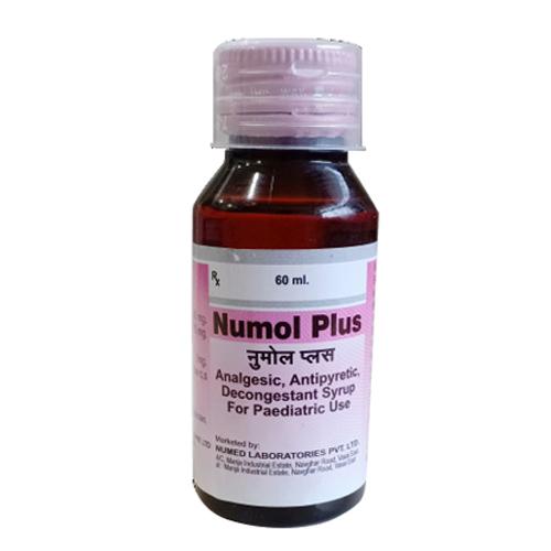 Phenylephrine hcl , Paracetamol , Chlorpheniramine meleate Syrup
