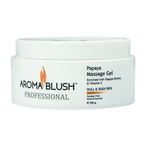 Papaya Face Massage Gel
