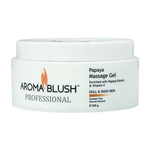 Papaya Face Massage Gel