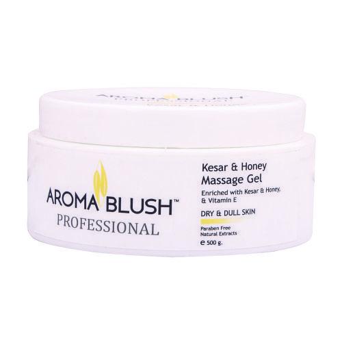 Kesar & Honey Face Massage Gel
