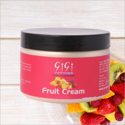 Natural Fruit Cream
