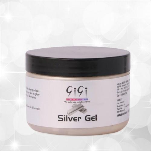 Face Silver Gel