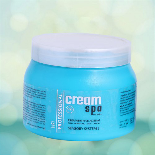 Hair Care Spa Cream