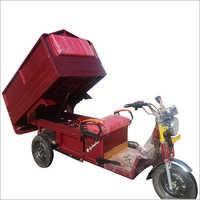 Eco Friendly E Rickshaw Loader